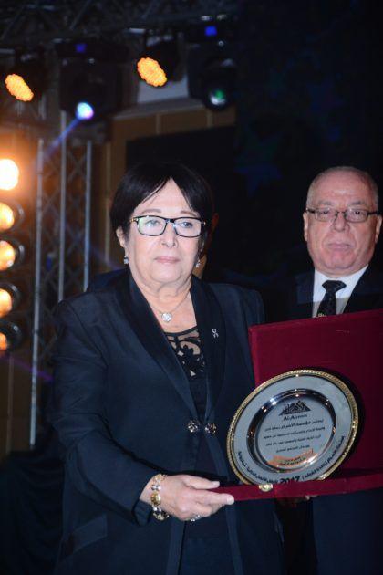 الممثلة المصرية سميرة عبد العزيز