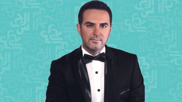 لقاء وائل جسار وسلاف فواخرجي في مصر
