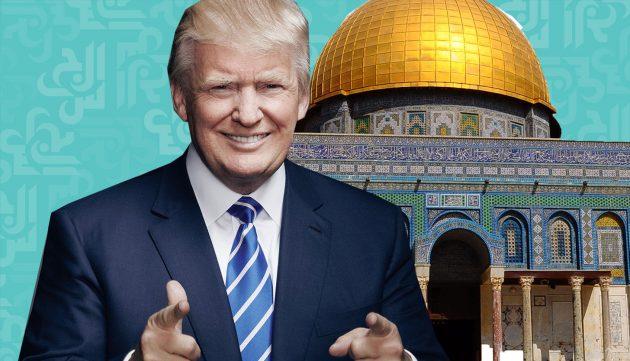 دونالد ترامب أميركا تعترف بالقدس عاصمة اسرائيل