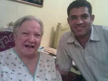 الصورة الأخيرة للنجمة المصرية الكبيرة شادية