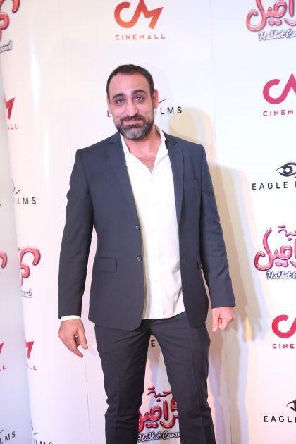 الممقل اللبناني عبدو شاهين
