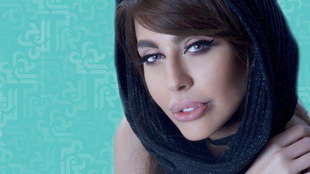 الفنانة اللبنانية ليلى اسكندر