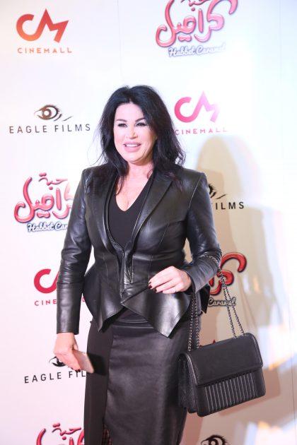 الممثلة اللبنانية مي الصايغ