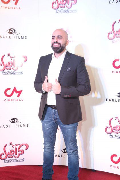 الممثل الكوميدي والإعلامي هشام حداد