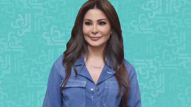 النجمة اللبنانية إليسا