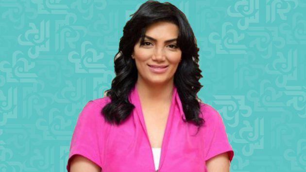 النجمة المصرية حورية فرغلي