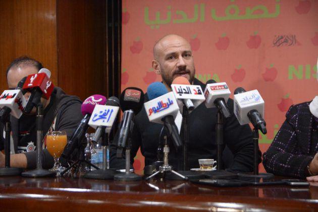 أحمد مكي خلال الندوة