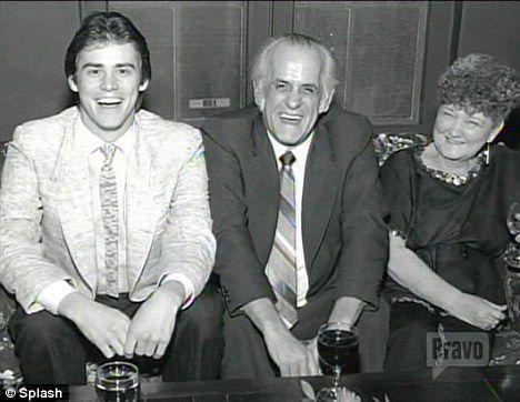 جيمر كيري ووالديه