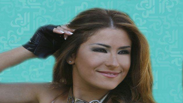 الفنانة اللبنانية دونا ماريا