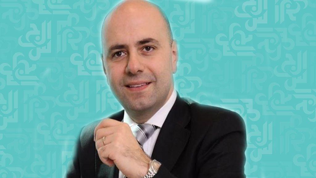 وزير الصحة اللبناني غسان حاصباني