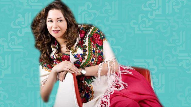 الممثلة المصرية مي نور الشريف