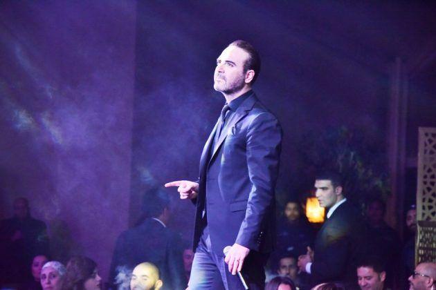 وائل جسار أحيا حفلاً في مصر