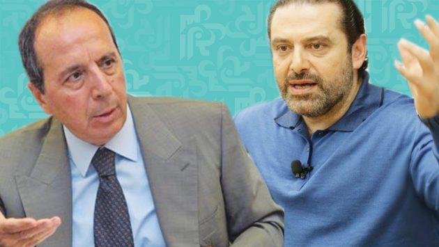 جميل السيد يهاجم سعد الحريري