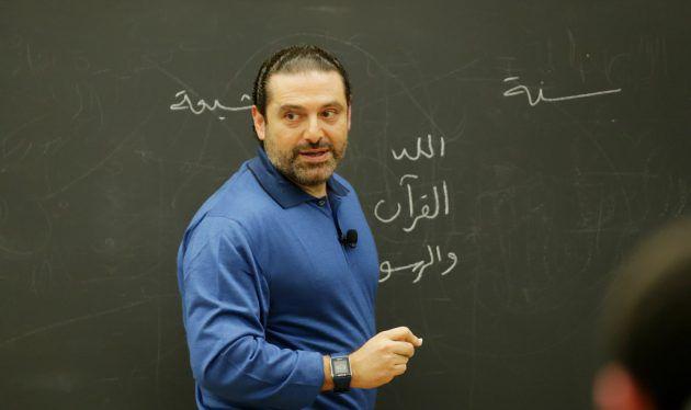 سعد الحريري لا فرق بين السنة والشيعة