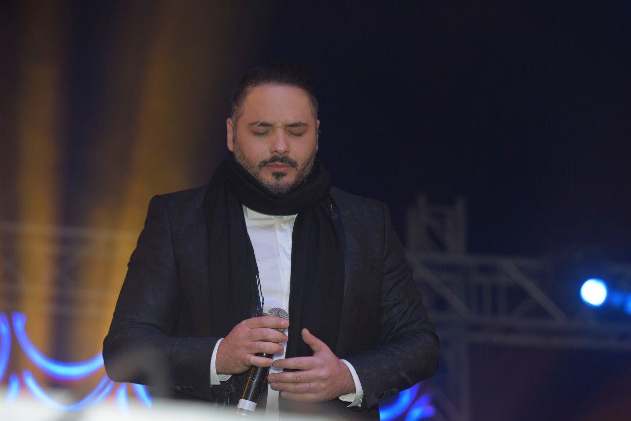 رامي عياش غاضباً لأجل أبناء طائفته