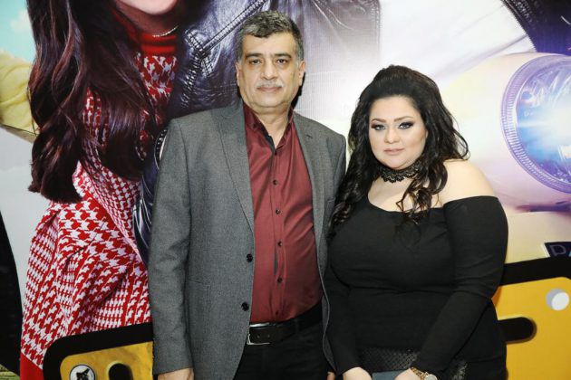 الكاتبان مازن طه ونور شيشيكلي