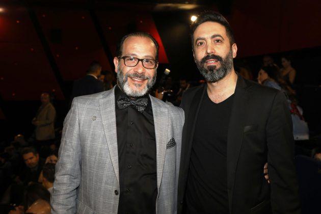 المخرجان ايلي حبيب ونبيل لبس