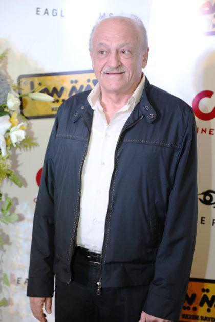 الممثل اللبناني بيار جماجيان