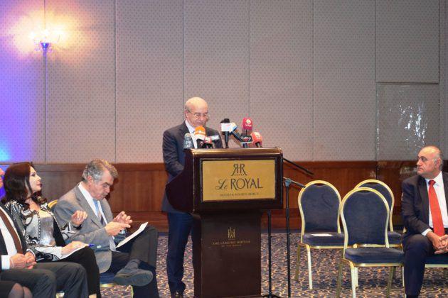 وزير الثقافة غطاس خوري