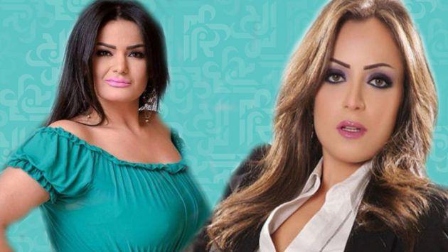 ريم البارودي وسما المصري