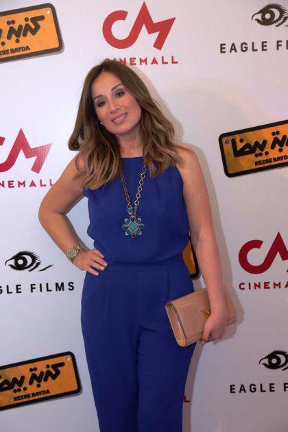الممثلة والكاتبة اللبنانية كارين رزق الله