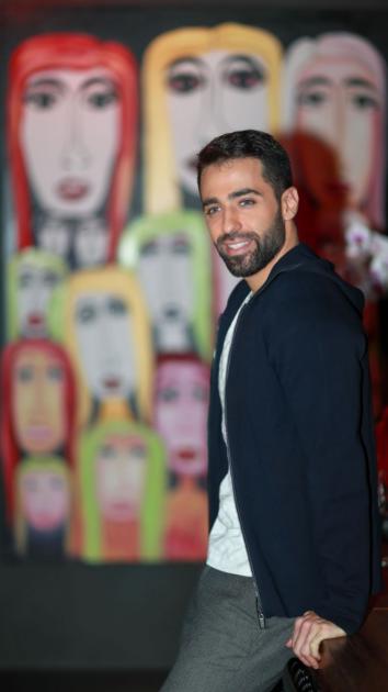 الإعلامي اللبناني محمد قيس