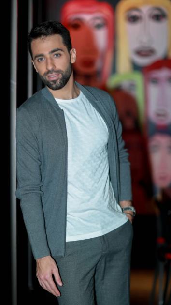 الإعلامي محمد قيس