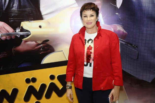 الممثلة مي الصايغ
