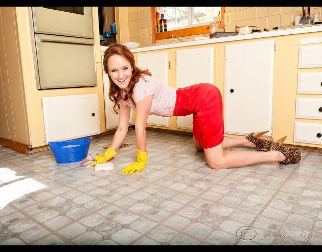 ان لأعمال التنظيف والترتيب فوائد بدنية جمة