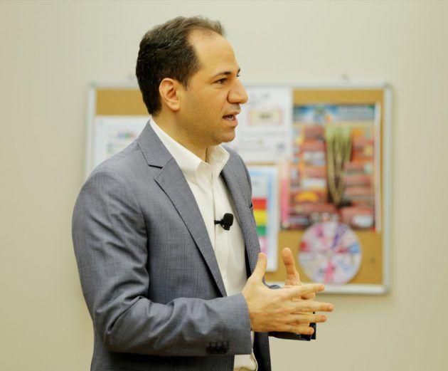 """سامي الجميل: """" جبران باسيل مش صديق وما بتفق معه بالسياسة""""."""