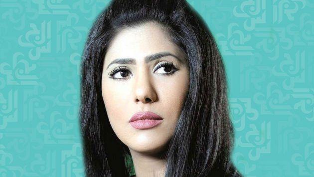 الفنانة ملاك الكويتية