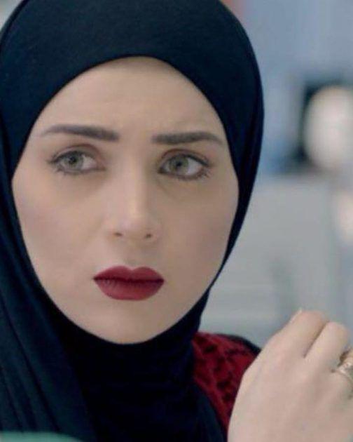 النجمة المصرية مي عز الدين ترتدي الحجاب في مسلسلها الجديد