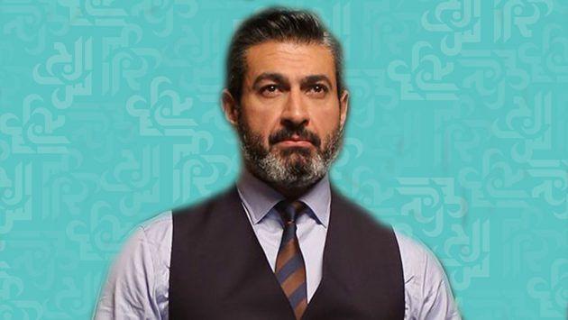 الممثل المصري ياسر جلال