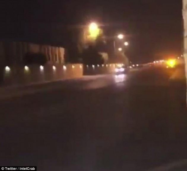 لقطات من الفيديو المنتشر