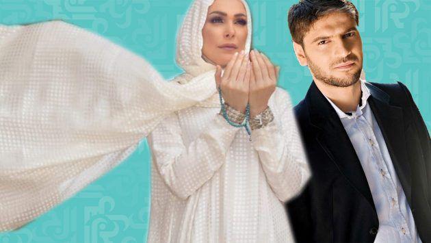 أمل حجازي: لا أقلد سامي يوسف وإذاً أنا أول محجبة منشدة