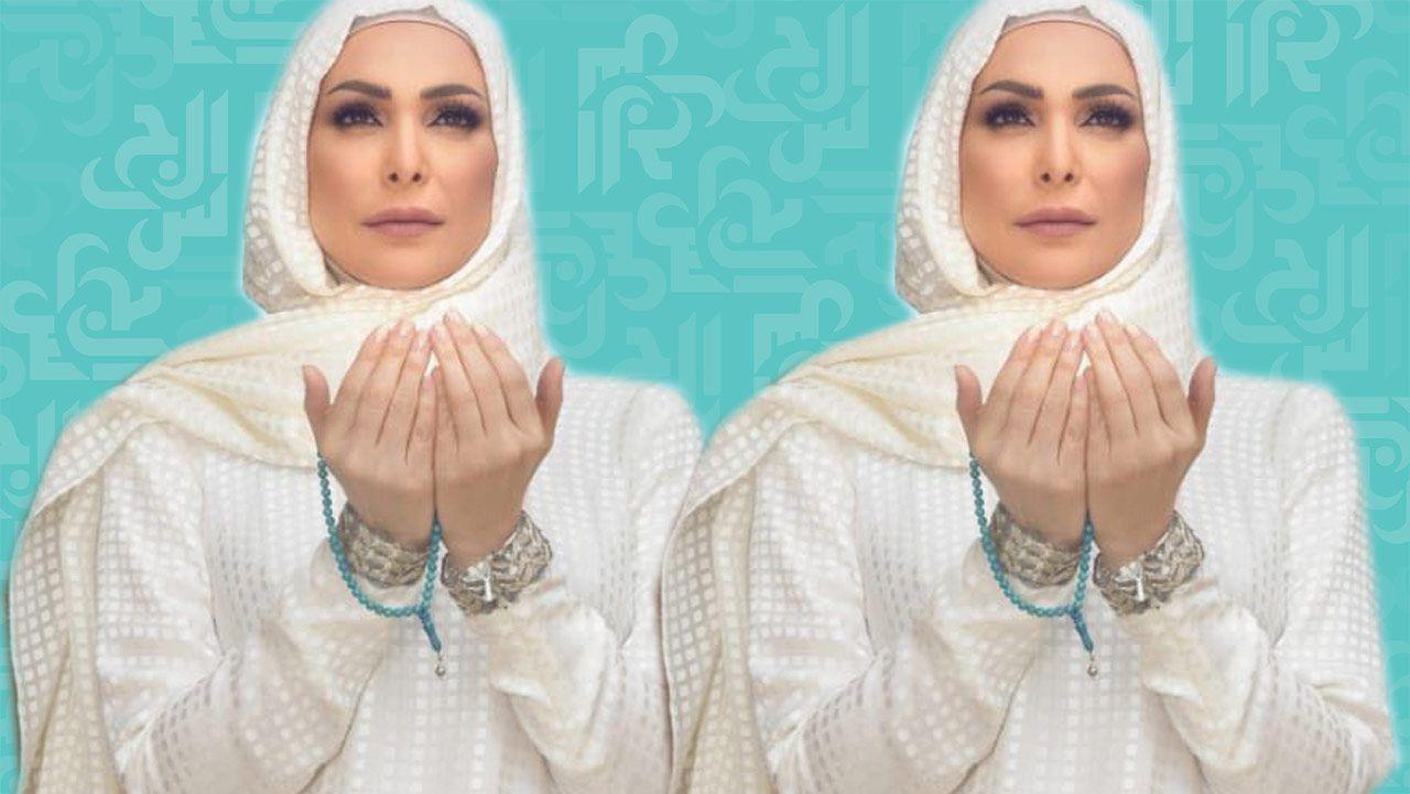 النجمة اللبنانية أمل حجازي
