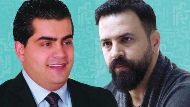 رضا المصري يطالب بتوقيف الهيبة ويهد