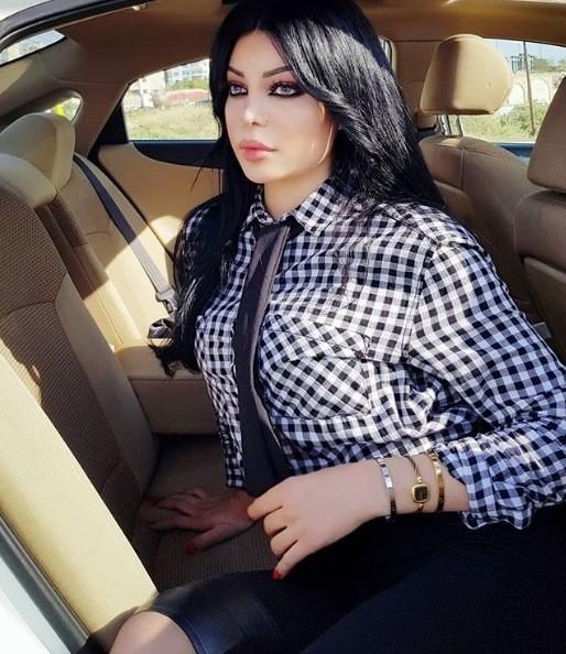 شبيهة هيفا وهبي السورية رولا منصور