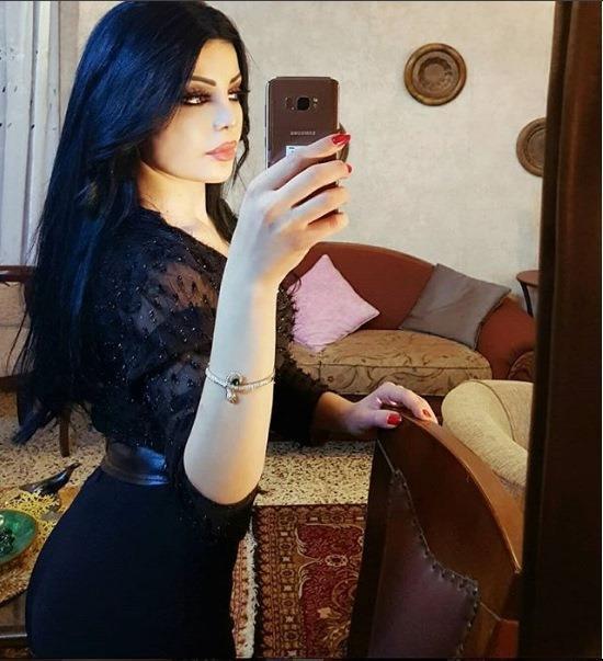 رولا منصور طبق الأصل عن هيفاء وهبي