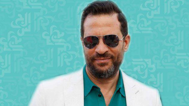 الممثل المصري ماجد المصري