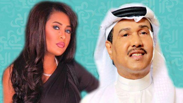 النجمان السعوديان محمد عبده ووعد