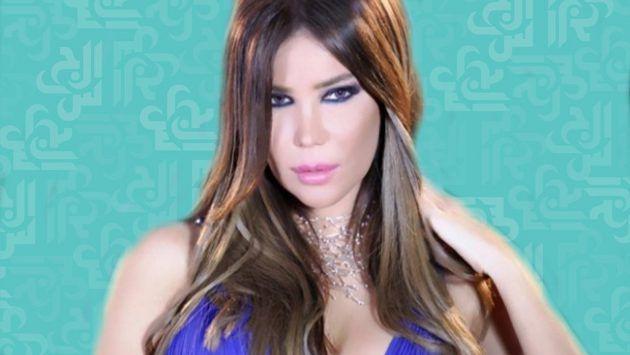 المطربة اللبنانية مي حريري