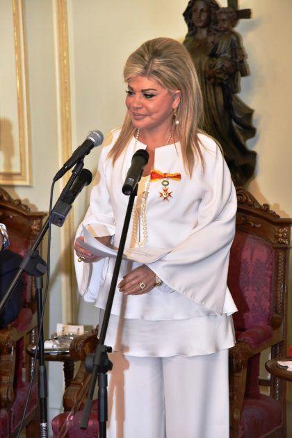 الدكتورة والإعلامية اللبنانية مي شدياق
