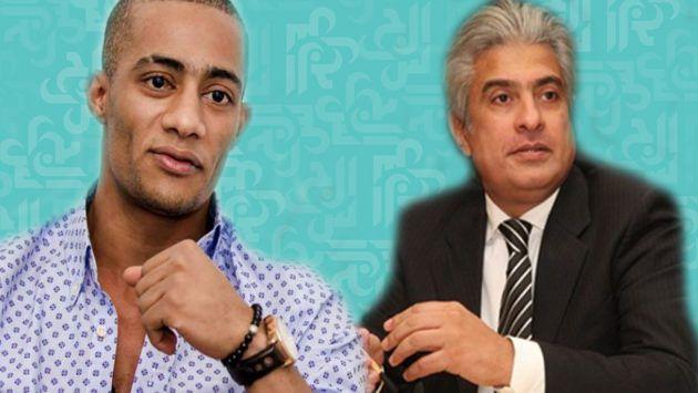 وائل الإبراشي، محمد رمضان
