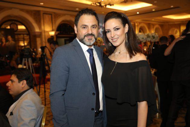 الممثل اللبناني يوسف حداد