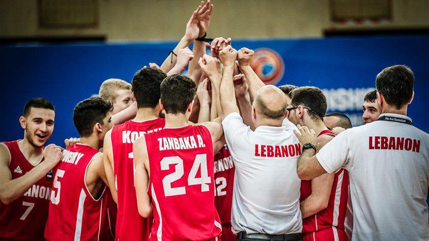 المنتخب اللبناني لكرة السلة
