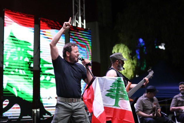النجم اللبناني بديع أبو شقرا