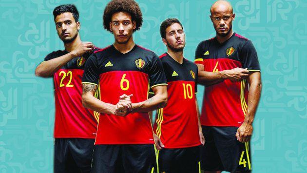 بلجيكا تتفوق على بانيما في كأس العالم 2018