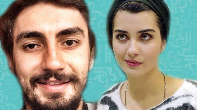 الفنانة التركية توبا بويوكستون وحبيبها الجديد