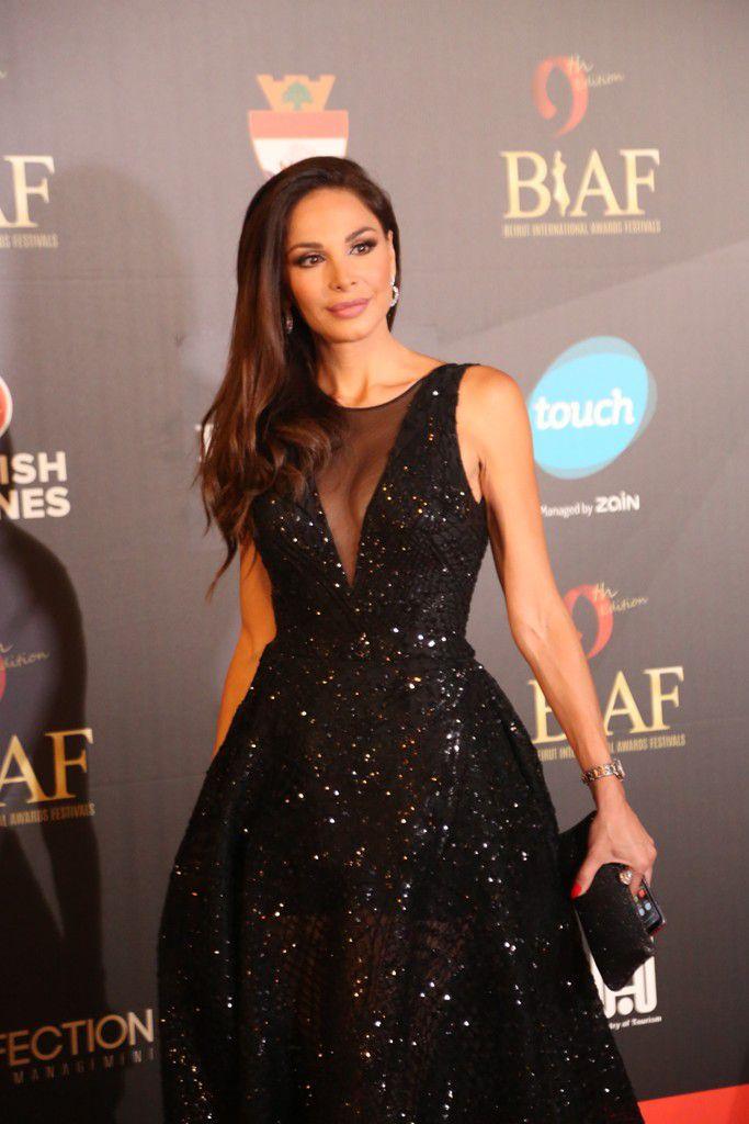 ملكة جمال لبنان السابقة جويل بحلق